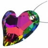 Devoted 2U Heart 36mm Vitrail Crystal P